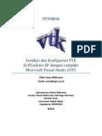 Installing VTK (in Bahasa Indonesia)
