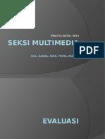 Evaluasi Koordinasi Seksi Multimedia 22 November.pptx