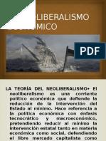 El Neoliberalismo Económico