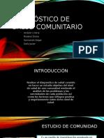 Diagnóstico de Salud Comunitario