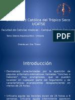 Urticaria expo.pptx
