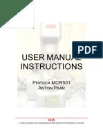 Sans Rheometer User Information9814