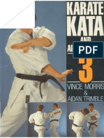 karate kata & applications