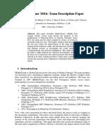 MinhoTeam2016 - Team Description Paper