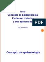 Epidemiologia y Sus Aportes