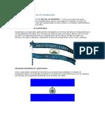 Baderas de Guatemala