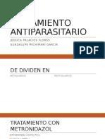 TRATAMIENTO ANTIPARASITARIO