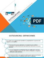 OutSourcing Planificacion Estrategica