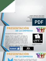 Diapositivas Plan de Negocio Magnolia