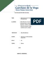 Intervencion Familia Discapacitado Monografia