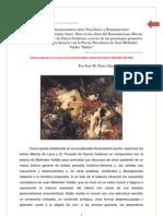 Encuentros y desencuentros entre Neoclásico y Romanticismo (Exploración de la dicotomía Amor-Dios)