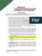 Modulo III-examen-condiciones Exigibles a Los Proveedores