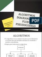 ALGORITMOS DIAGRAMA DE FLUJO Y PSEUDOCODIGO.pdf