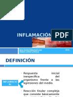 Inflamación y Cicatrizacion