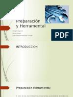 Preparación Herramental F