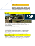 10 Frases Que Definen a José Mujica
