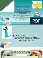acciones farmacologicas