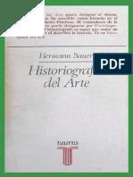 Historiagrafia Del Arte