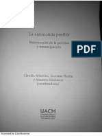 la autonomia posible.pdf