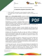 28 10 2011 – El gobernador Javier Duarte de Ochoa asistió a Reunión con el grupo Amigos de los Viernes.