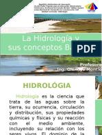 Hidrologia y Ciclo Hidrologico