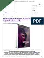 Republique Remastered Mu...- IntercambiosVirtuales