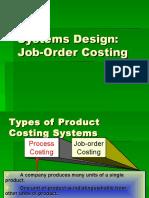 Tan - System Design Job Order Costing