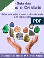 Livro Cristais Aquarius