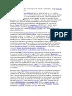 La Historia de La Filosofía Comienza Con El Filósofo y Matemático Griego