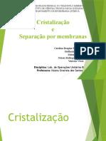 Cristalização-1
