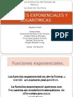 Funciones Exponenciales y Logarítmicas