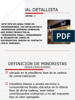 Canal Detallista Expositor