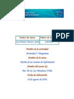 Tarea Diseño de Un Sistema de Informacion (2)