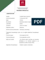Programa Terapéutico DCL