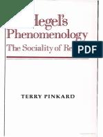 Terry Pinkard - Hegel's Phenomenology. The sociality of reason.pdf