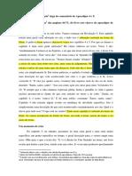 Apocalipse 4 e 5 Jon Paulien