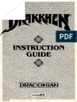 Drakkhen Instructions