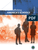 Human Trafficking in Americas Schools