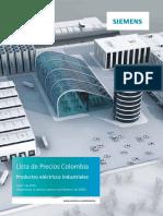 Siemens LP INDUSTRY Abril 2016 Consolidado