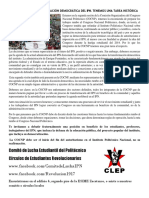 Vamos Por La Transformación Democrática Del IPN