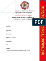 It04 Simbolos Graficos Para Projeto de Seguranca Contra Incendio