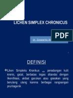 Lichen Simplex Kronis