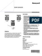 HONEYWELL_P7640B1032_DIFFERENTIAL_PRESSURE_SENSORS.pdf