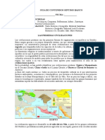 Civilizacions Del Mediterraneo