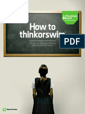 How to Thinkorswim | Order (Exchange) | Stocks