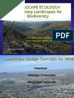 Conservation Ecological Landscape Design Wildlife