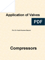 Application Valves