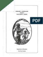 English Language - Teacher's Guide (Year 5).pdf