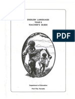 English Language - Teacher's Guide (Year 5).pdf