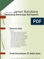 Penanganan Batubara Tambang-Dermaga Kertapati (Kulker PPT).pptx